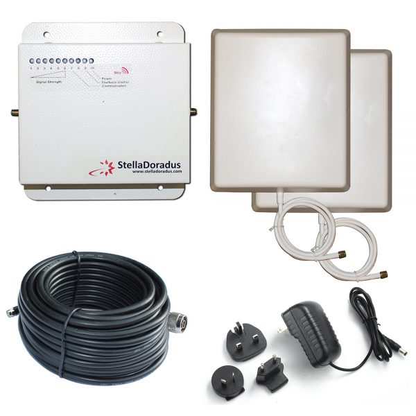 StellaHome-G | GSM repeater in the home and office