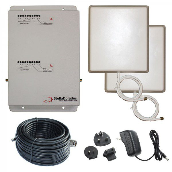 StellaHome-GD GSM 4G repeater SD-RP1002-GD